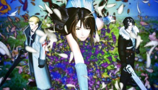 Final Fantasy VIII Squall Seifer et Linoa