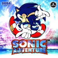 Sonic Adventures jaquette Dreamcast