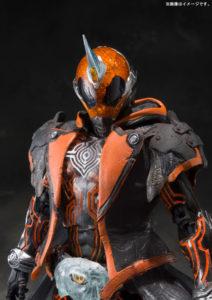 Kamen Rider Ghost SIC Band of Geeks
