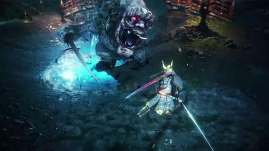 Nioh 2 Odachi Oni combat Band of Geeks