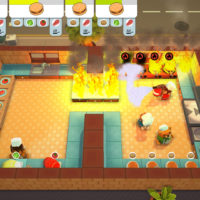 Overcooked jeux playstation plus mai 2019 band of Geeks