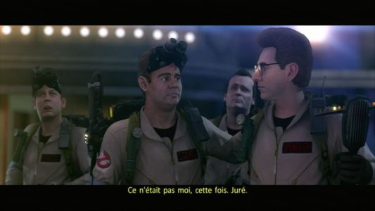SOS Fantomes le jeu video Ghostbusters the video game chasseurs fantomes Band of Geeks