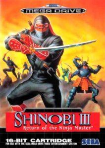 Jaquette Shinobi III