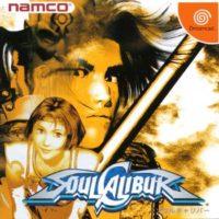 SoulCalibur jaquette Dreamcast