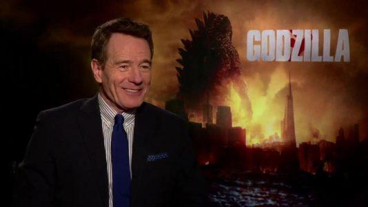 Bryan Cranston Godzilla Gareth Edwards 2014 Band of Geeks