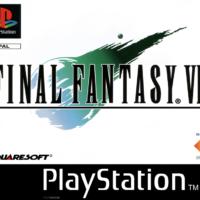 Final Fantasy VII jaquette
