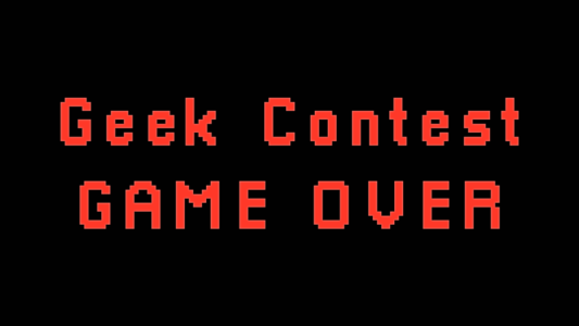 Geek Contest logo