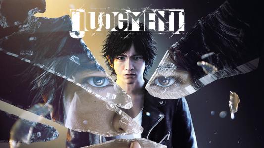 Judgment Takayaki logo du jeu