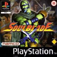 Jaquette Soul Blade