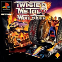 Jaquette Twisted Metal 2