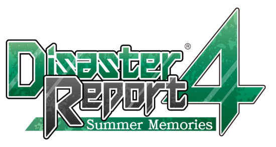 Disaster Report 4 Plus logo Band of Geeks