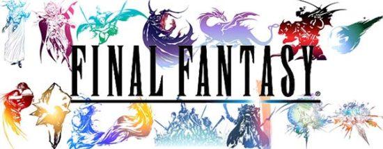 Final Fantasy logos