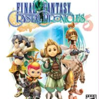 Final Fantasy Crystal Chronicles jaquette