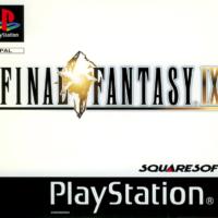 Final Fantasy IX jaquette