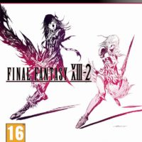 Final Fantasy XIII-2 jaquette