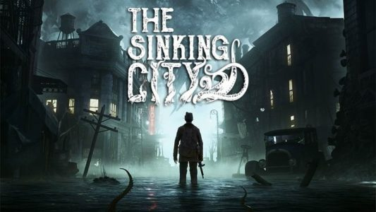 The Sinking City Screen title Band of Geeks