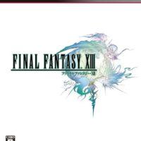 Final Fantasy XIII jaquette
