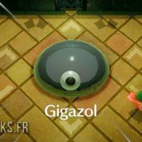 Link's Awakening Boss Gigazol