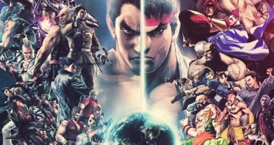 Street Foghter X Tekken roster