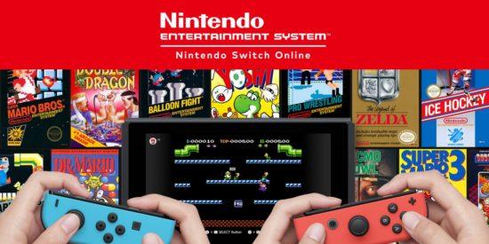 Nintendo Switch Online jeux Nes
