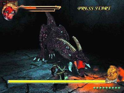 Raging Blades Bud affronte un Dragon