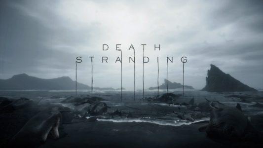 Ecran Titre Death Stranding