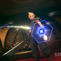 Final Fantasy VII Remake mini jeu de rythme