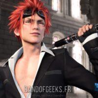 Final Fantasy VII Remake Reno des TURKS