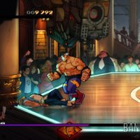 Streets of Rage 4 Axel affronte Max