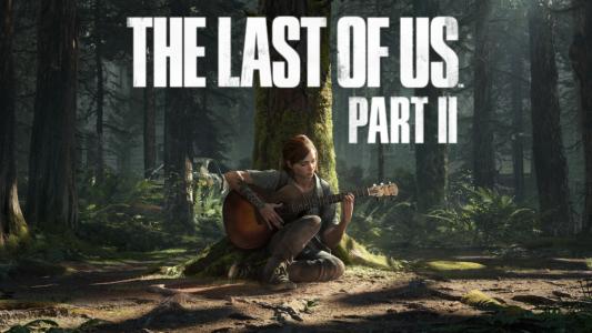 The Last of Us - Part II Ellie joue de la guitare