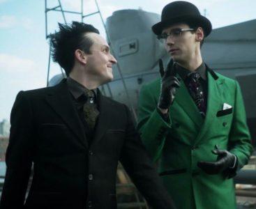 Gotham Nygma et le Pingouin discutent