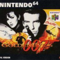 jaquette Goldeneye 007 N64