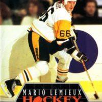 jaquette Mario lemieux Hockey