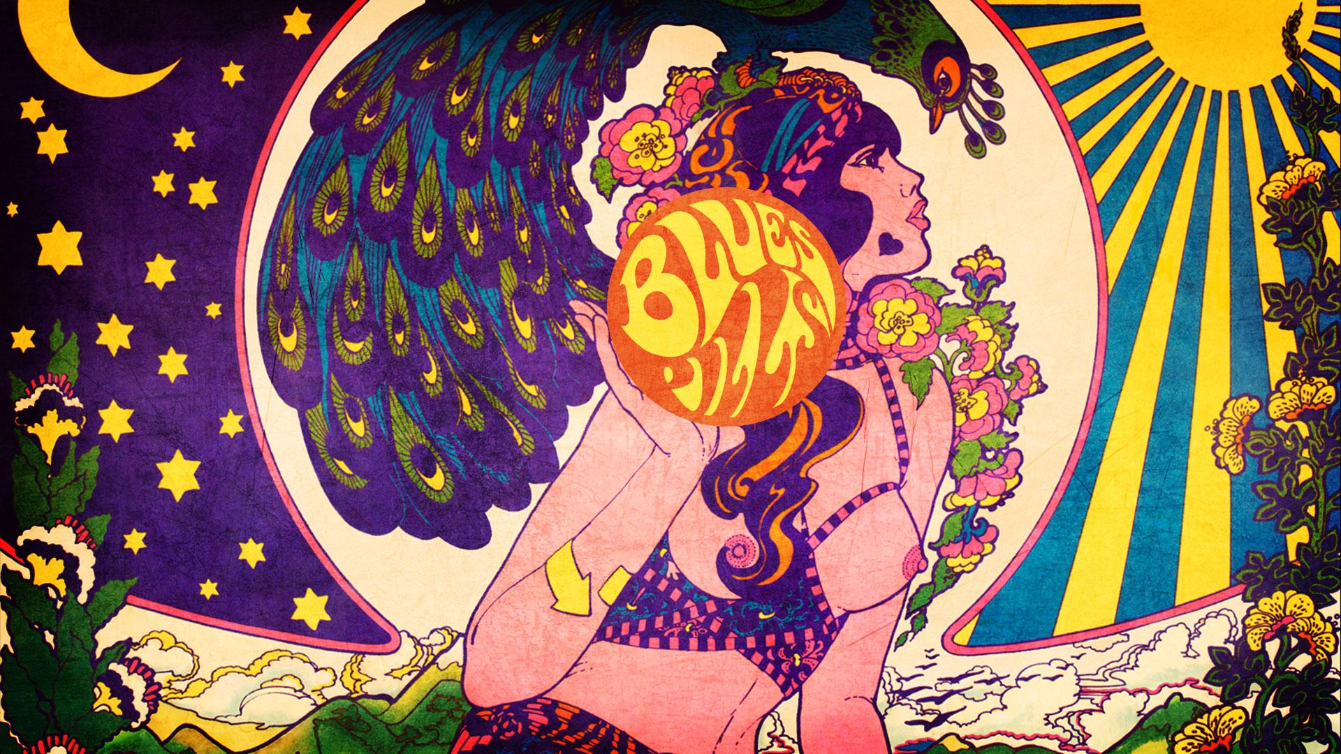 Blues Pills self titled artwork
