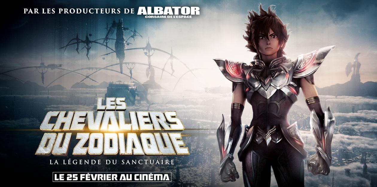 Les Chevaliers du Zodiaque Bandofgeeks (01)