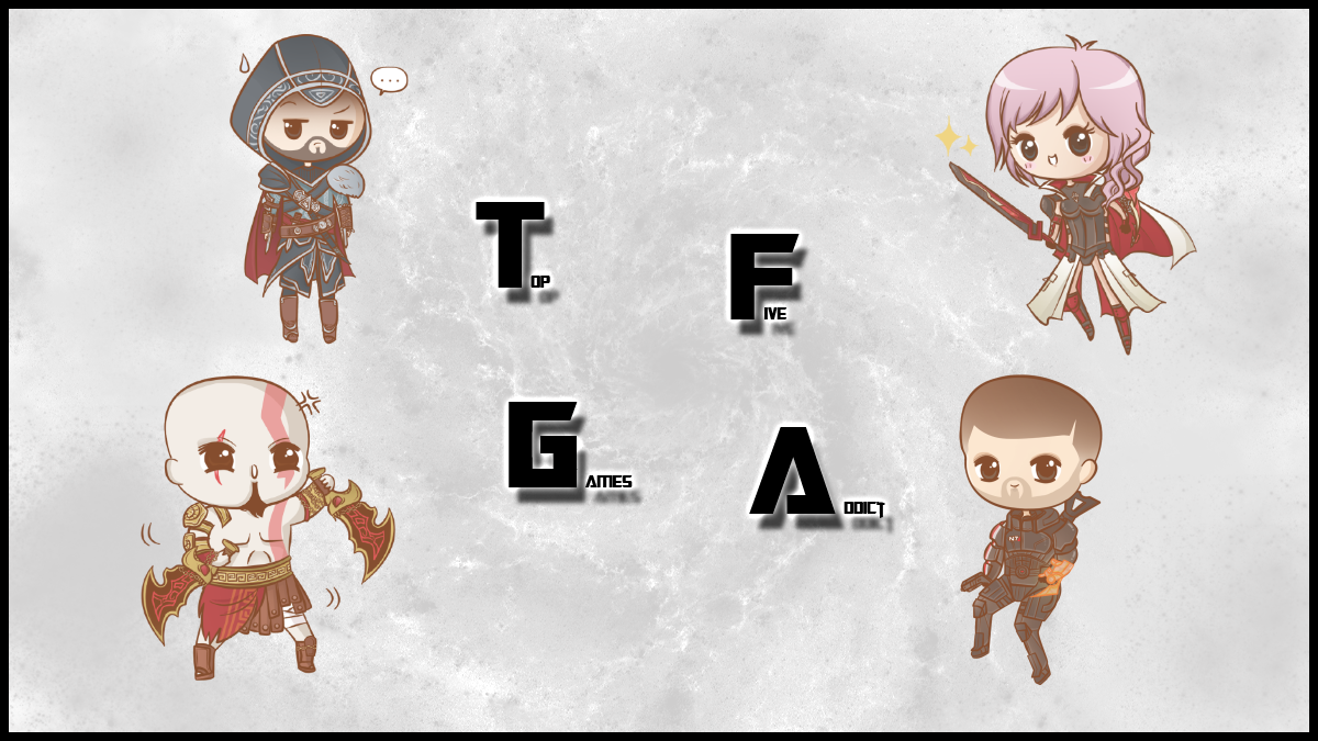 TFGA Alex Effect Band of Geeks