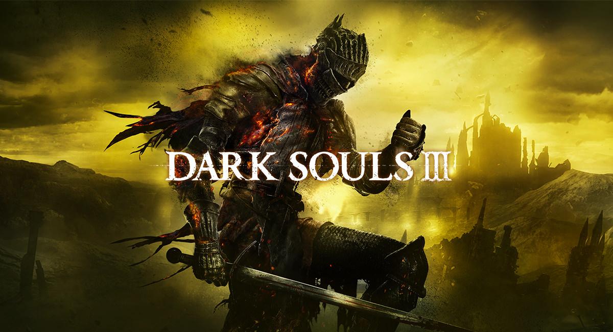 Dark Souls III Couverture