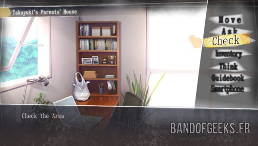Root Letter Chambre Héros